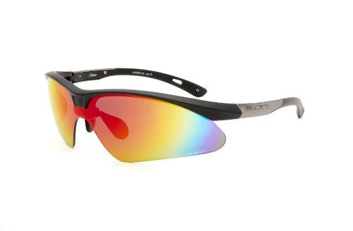 BLOC Sonnenbrille Shadow, Schwarz, WR301S