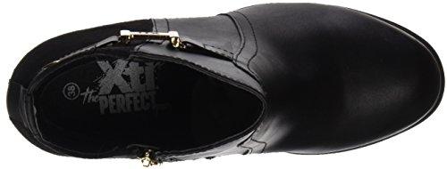 XTI Damen 047215 Low-Top Black (Schwarz)