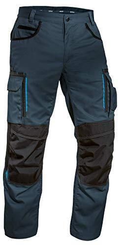 5bc928daf961 Uvex Tune-up 8909 Pantaloni da Lavoro con Velluto Resistente alle  Abrasioni  Tasche Cordura