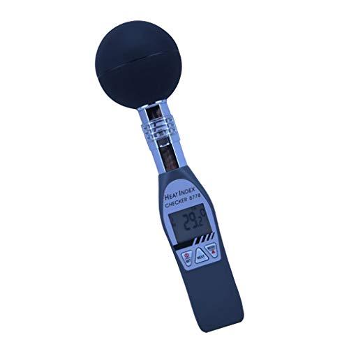 H HILABEE AZ 8778 Hygrothermograph Schwarz Digital Handheld Hermometer Mit LCD Display Handheld-thermische