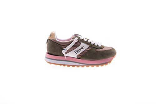 ETONIC KM Scarpe Donna ET813251 51 Sneakers Running Eclipse Primavera Estate 2018 Verde 37