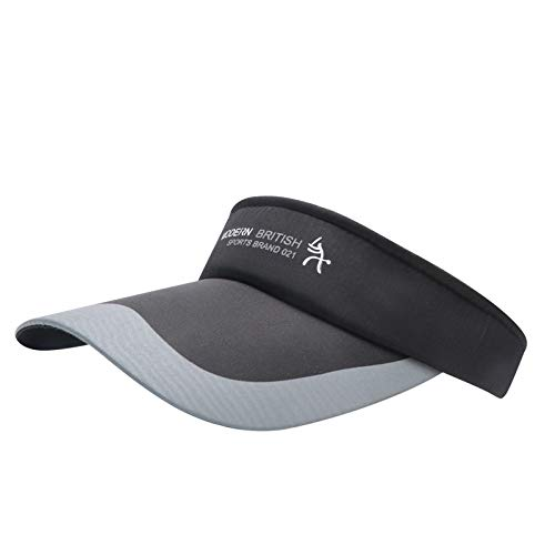zlhcich Schnelltrocknender atmungsaktiver Sommer-Baseball-Cap-Fischerhut mitLanger Kappe
