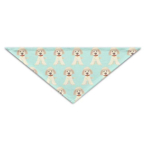 Gxdchfj Goldendoodle Dogs Pet Dog Cat Bandana