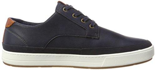 Aldo Porretta, Sneakers Basses Homme Bleu (2 Navy)