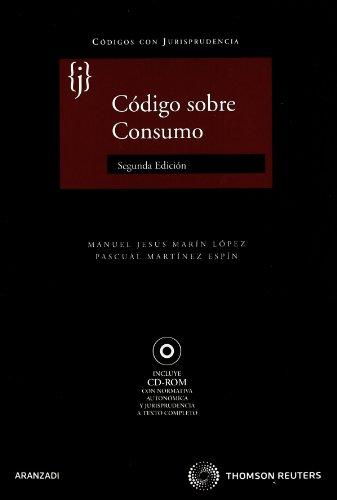 Código Sobre Consumo: Incluye Cd