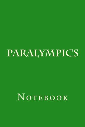 Paralympics: Notebook