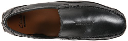 Clarks Ashmont Race Slip-on Mocassins Black