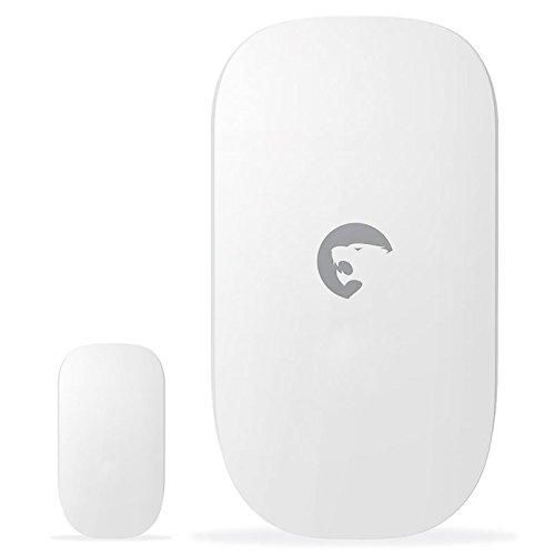 eTiger Sensore di Contatto Porte/Finestre, Bianco