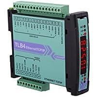 LAUMAS TLB4 ETHERNET TCP/IP TRANSMISOR DE PESO DIGITAL (RS485 - Ethernet TCP/IP)