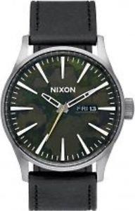 nixon-sentry-leather-gunmetal-green-oxyde-summer-2015-one-size