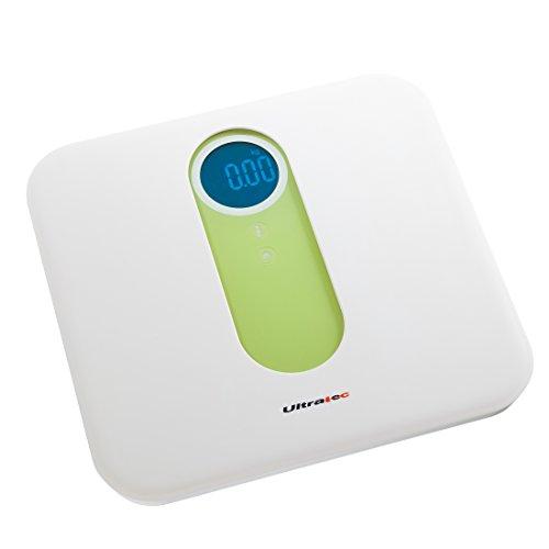 Body Fat Analyzer Scale (Ultratec Mutter-Kind Waage Helping Hands, Smart Scale, App kompatibel)