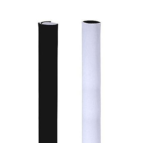 AGPtek Neopren-Kabel für die TV Computer Management für die PC/Home Theater/Lautsprecher Home Entertainment Center (149cm lang, 13,4cm breit) 1Stück