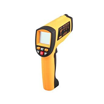 Vktech GM1150 Thermomètre laser infrarouge avec affiche digital LCD