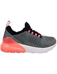 Uissos Bambas Deportiva Gray Fashion Footwear Girl Scarpe comode Donna a768afe4284