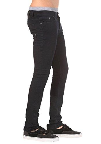 REELL Men Jeans Radar Artikel-Nr.1101-001 - 01-001 Blue BlackBlue Black
