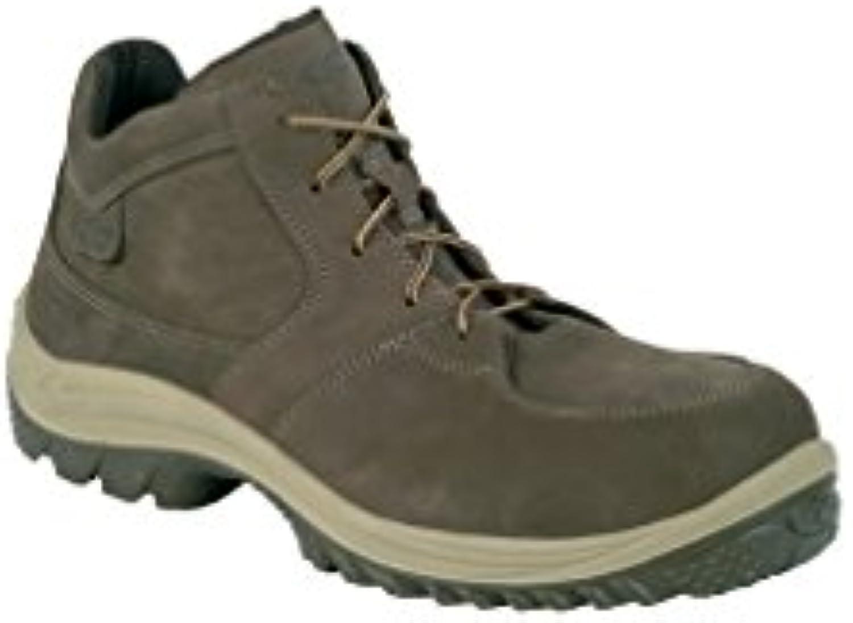 Cofra Santiago S3 SRC par de zapatos de seguridad talla 46 NEGRO