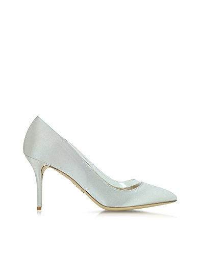 charlotte-olympia-mujer-e001212silver-plata-saten-zapatos-altos