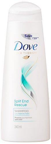 Dove Hairy Therapy Split End Rescue Shampoo, 340ml