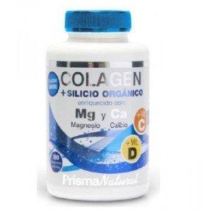 Colagen Plus Marino + Magnesio + Calcio 180 comprimidos de Prisma Natural