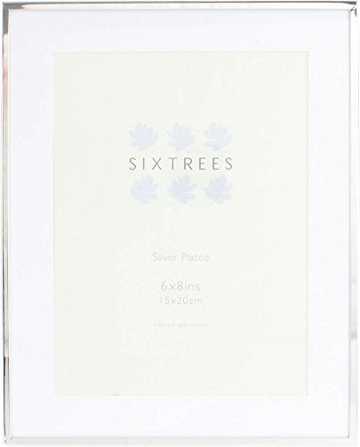 Silver Park Lane Photo Frame 6x8 By Sixtrees