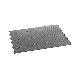 60m² Faltunterlage Platten für Kork Estrich Fliesen Wärmedämmung Klick