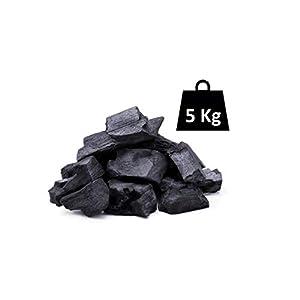 Horizón Forestal Carbón Vegetal de encina Natural 5kg