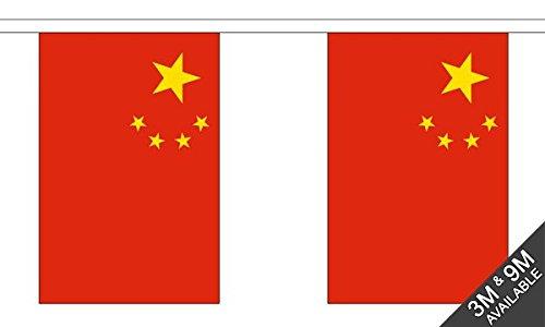 TOP BRAND China Kleine Wimpelkette -
