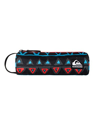 Quiksilver Pencil – Mochila escolar, color gris, talla 21 cm