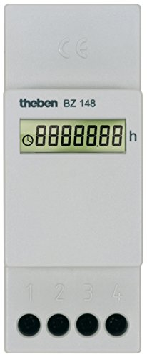 Preisvergleich Produktbild Theben 1480000 BZ 148 Betriebsstundenzähler