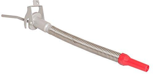Ausgussstutzen flexibel 365mm mit Luftrohr HP