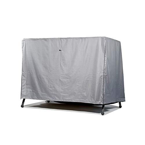 Schutzhüllenprofi Housse de protection premium pour balancelle de jardin/balancelle en polyester Oxford 600D pour salon de jardin '- pour 3,5 places (Largeur : max. 250 cm)