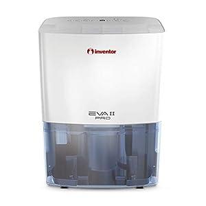 Inventor Eva II PRO WiFi, Deumidificatore Portatile, Ionizzatore, Connessione WiFi, Deumidificazione Intelligente (capacità di deumidificazione 16L/24h), Asciugabiancheria, Basso Consumo Energetico 2 spesavip