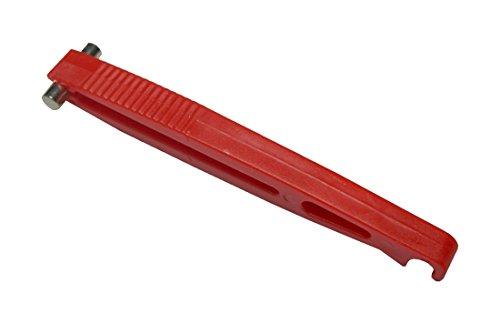 Sicherungszieher Puller Glassicherung Kfz-Sicherung rot (0061)