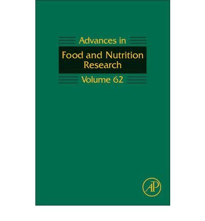 [(Advances in Food and Nutrition Research: Volume 62)] [Author: Steve Taylor] published on (June, 2011)