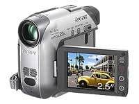 "Sony DCR-HC22E Handycam MiniDV Camcorder [20x Optical Zoom, 2.5"" LCD]"