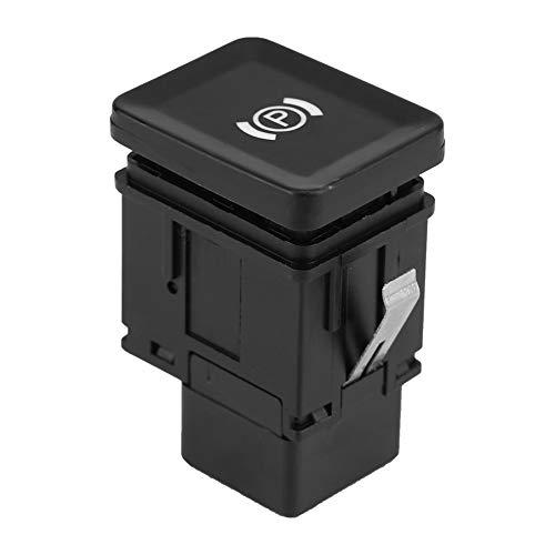 KIMISS Botón de freno de interruptor de estacionamiento de freno de mano...
