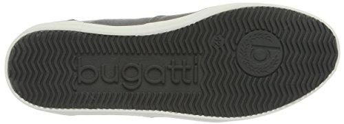 Bugatti F48136, Scarpe da Ginnastica Basse Uomo Grigio (Grau 160)