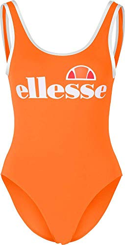 ellesse Damen Badeanzüge Logo orange S