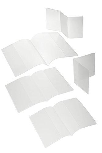 DURABLE-Hunke-Jochheim-Doppelhlle-dokumentenecht-transparent-196x134mm
