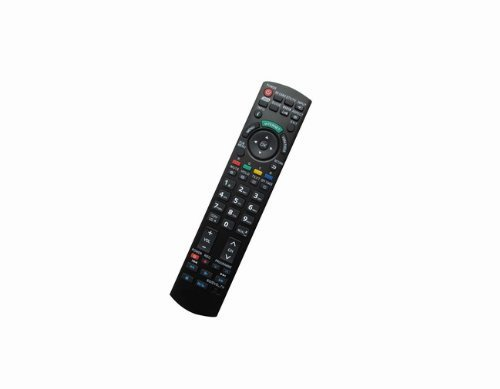 Universal Replacement Remote Control For Panasonic TH-42PX80UA TH-50PX80U TH-50PHD8U TH-42PS9U Viera LCD LED PLASMA HDTV TV  available at amazon for Rs.2860