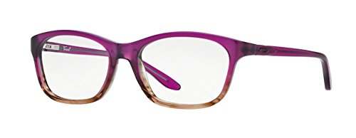 Oakley Damen OX1091 Brillengestelle, Violett/Transparent, 5