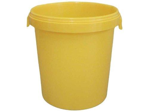 Papiertonne, 30 Liter, gelb (Bürobedarf Artikel)