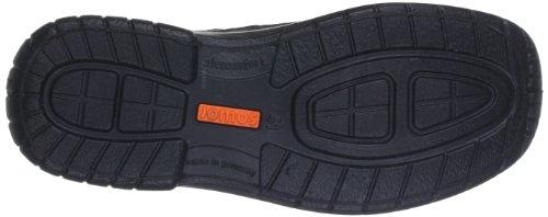 Jomos Feetback 4 406403-37-000 Herren Schnürhalbschuhe Schwarz (Schwarz)