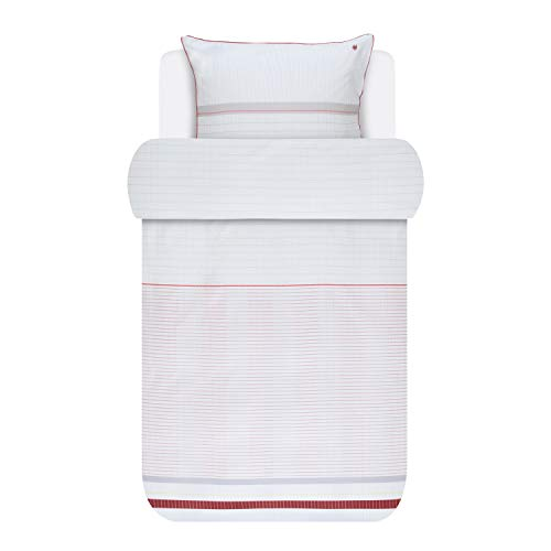 Marc O Polo Bettwäsche Xam Multi 1 Bettbezug 135x200 cm + 1 Kissenbezug 80x80 cm