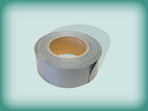 Gewebe Klebeband Gaffa Tape für PE Rohrisolierung 48mm x 50mtr silber