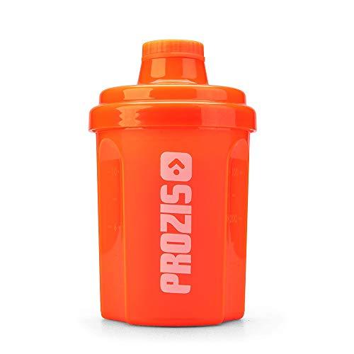 Prozis Nano Shaker 300 ml - Orange - Orange - Single Size - Single Nutrition Optimum