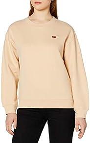 Levi's STANDARD CREW TOASTED ALMOND Sweatshirt K