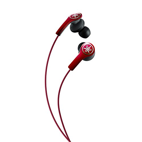 Yamaha inner ear headphone style lee red eph-m200 (r) (japan import)