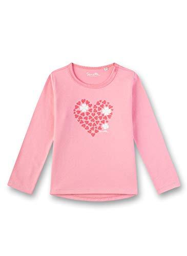 Sanetta Mädchen T-Shirt, Rosa (Melon 3281), 98 (Herstellergröße: 098)