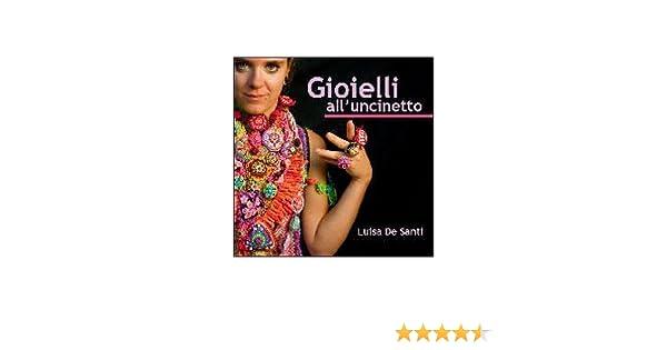 Amazonit Gioielli Alluncinetto Luisa De Santi Libri